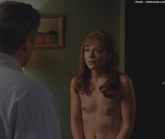 Emily Kinney Nude Debut On Masters Of Sex 9