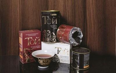 Чай Той. Сарацин. Самовар