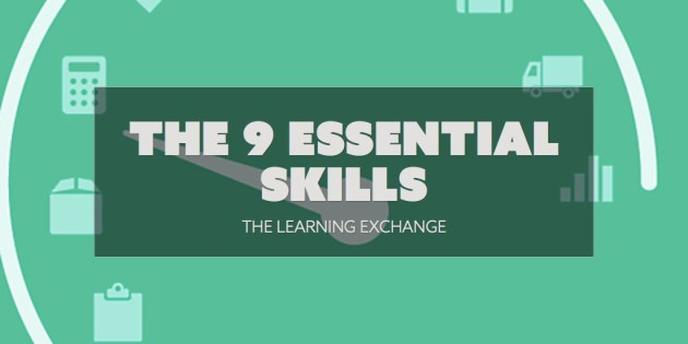 The 9 Essential Skills