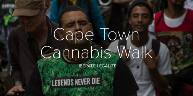 Cape Town Cannabis Walk
