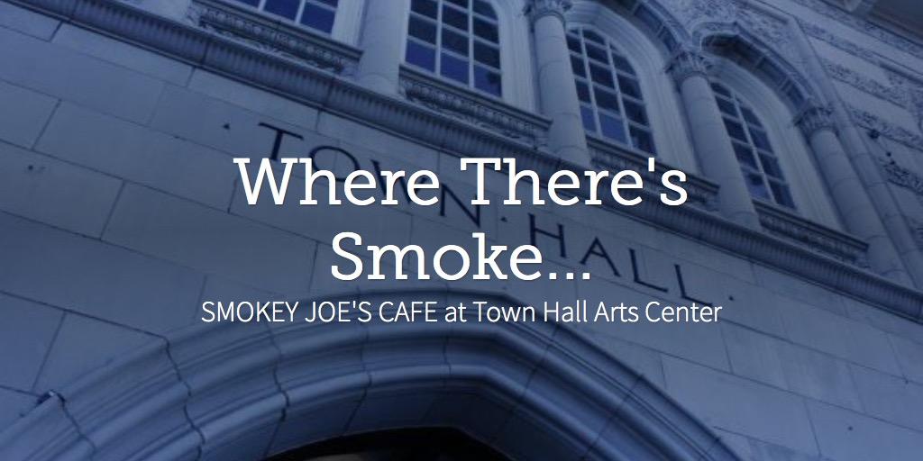 Where There's Smoke...