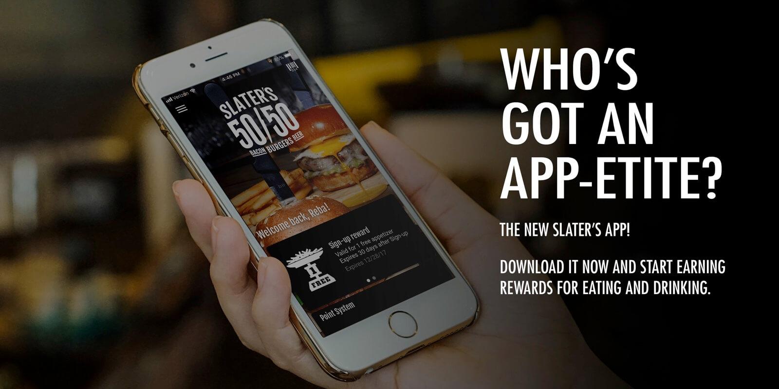 Slider Mobile App