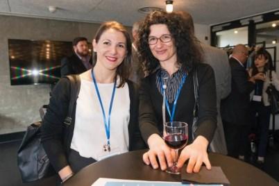 Vasso Pouli (Commit), Monica Foresi (Expedia)