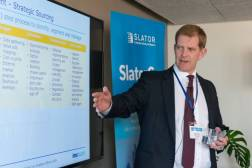Steve Kirk, Global Chief Procurement Officer, QuintilesIMS at SlatorCon London 2017
