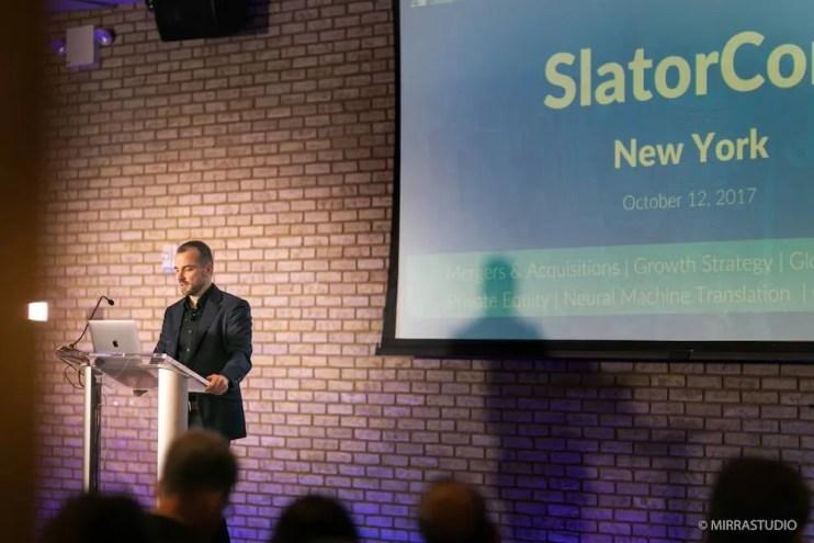 Language Industry Leaders Debate Growth Prospects at SlatorCon New York 2017