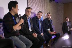 Panel at SlatorCon New York City 2017