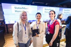 SlatorMeet HK2018 participants networking