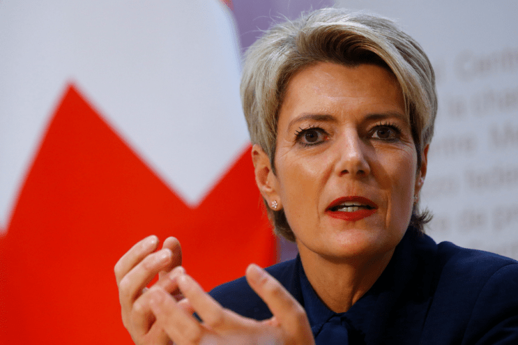 Conference Interpreter Elected to Switzerland's Top Government Post