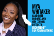 [Interview]: Mya Whitaker Is Running For Oakland City Council