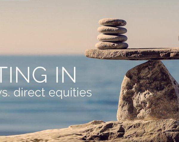 reksadana saham vs saham langsung