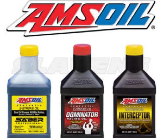 Amsoil Synthetic Dirt Bike Engine Oil