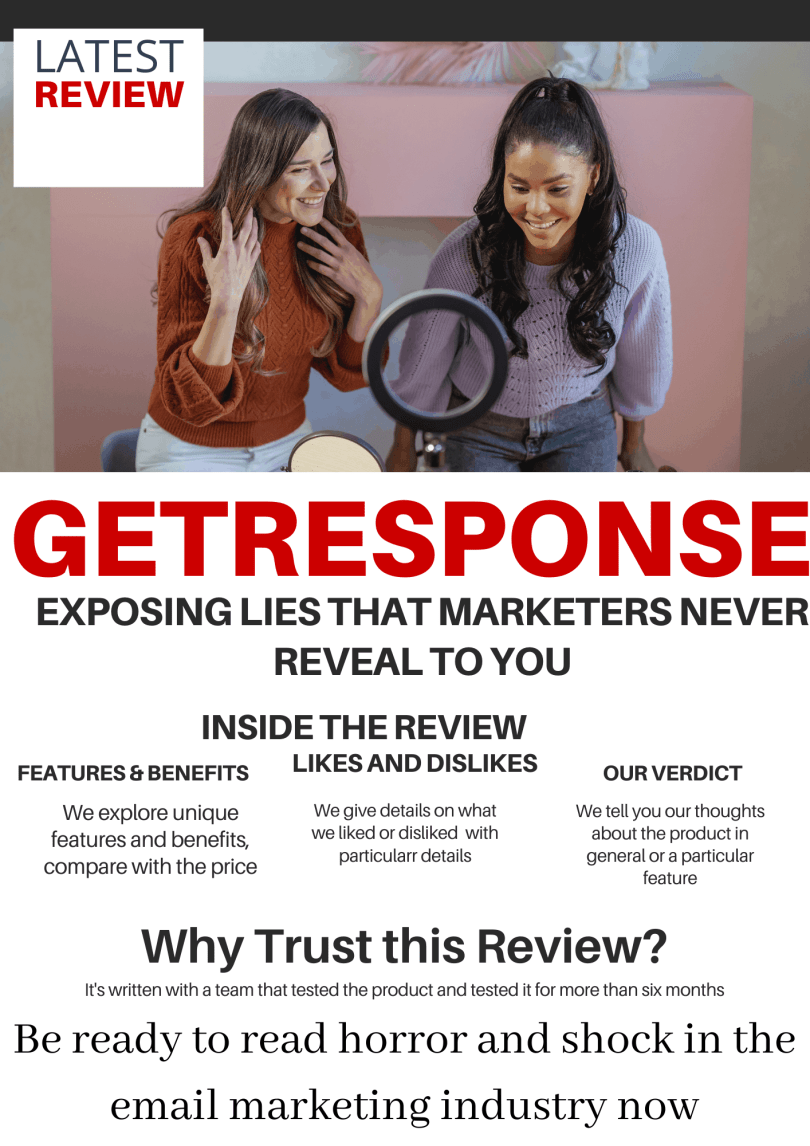Authentic GetResponse Review