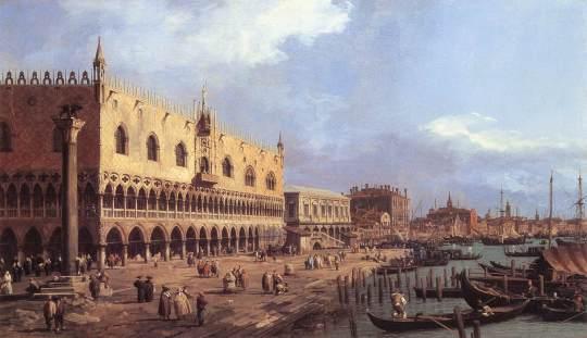 Doge's Palace, 1730