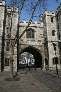 St John's Gate in London