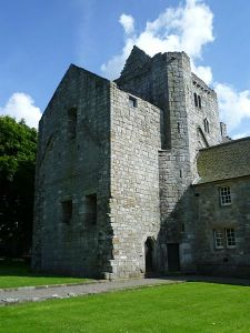 Torphichen Preceptory - Historic HQ of the Order of St John in Scotland.