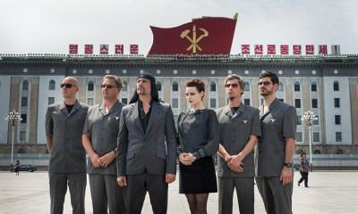 """Laibach: «Мы в """"черном списке"""" только у России»"""