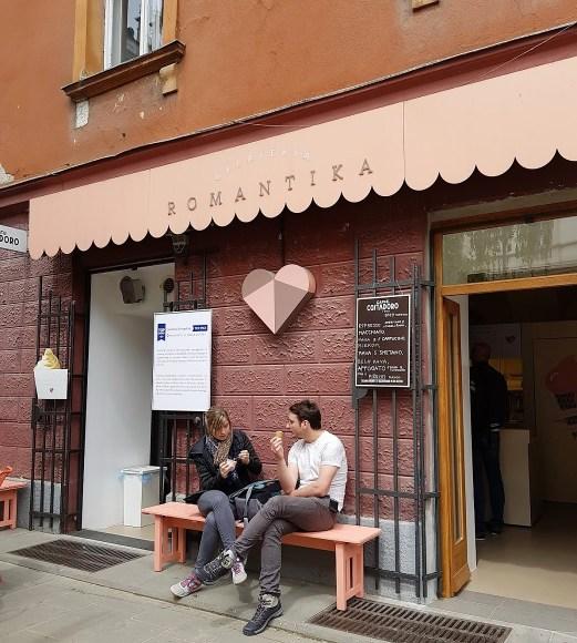 Мои любимые места в Любляне. Часть 2. Кофейни и джелатерии