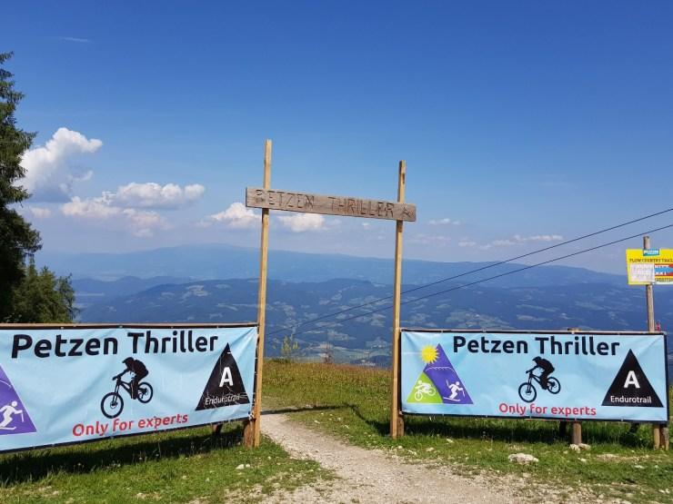 Велосипедный экстрим в Австрии и Словении