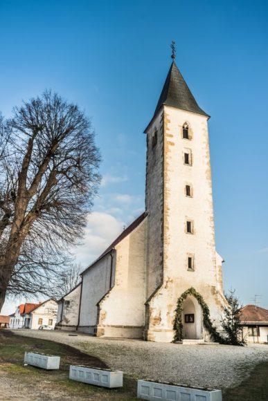 Cerkev Martjanci