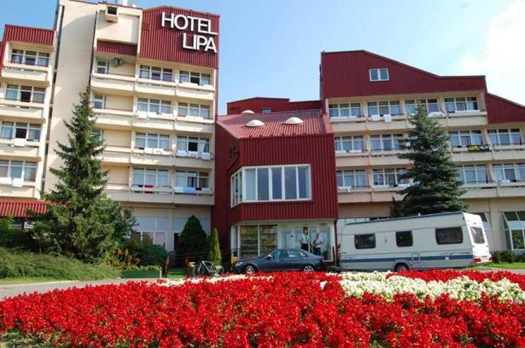 Hotel Lipa Lendava