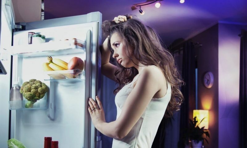 what to eat at night to lose weight