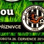 Groundhopping: FC Hradec Kralove (Czechy)