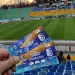 Lwów – z wizytą na meczu.