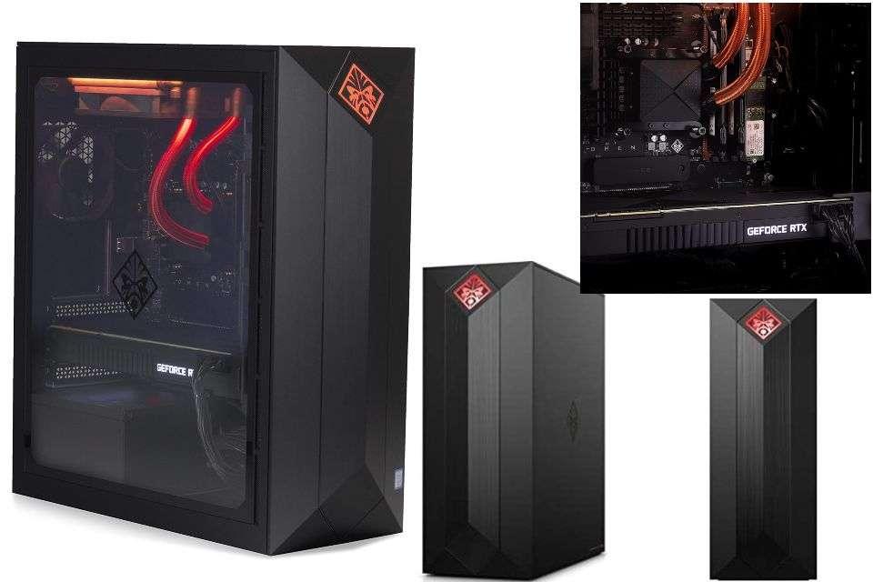2020 Latest ELUK OMEN Obelisk Gaming Desktop PC