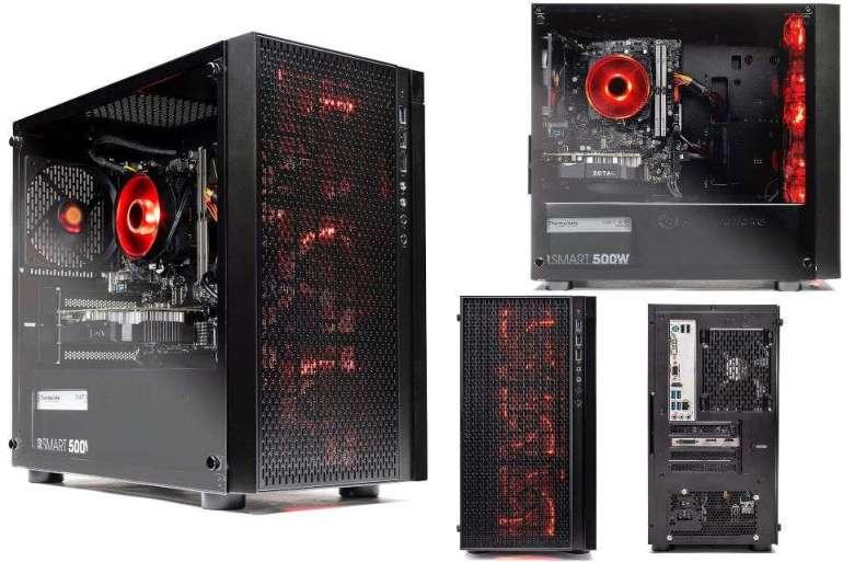 SkyTech Blaze - Gaming Computer PC