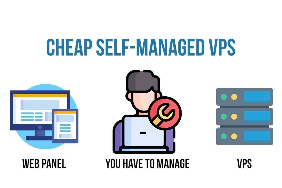 Cheap Self-Managed VPS