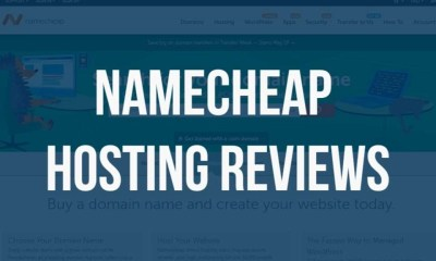 NameCheap Hosting Reviews