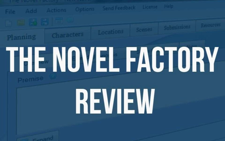 The Novel Factory Review and Download