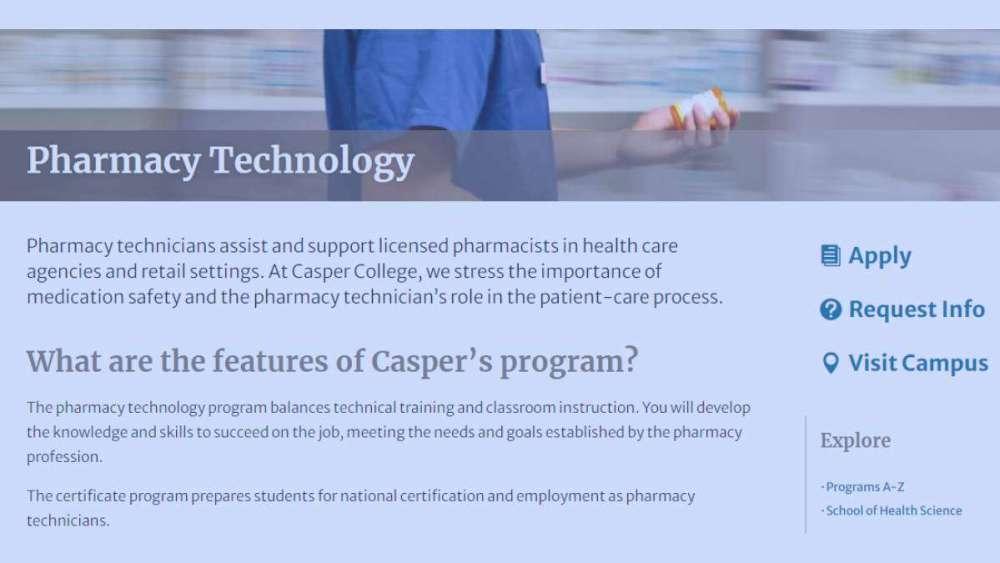 Casper College 2021