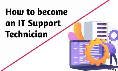 Become IT Support Technician