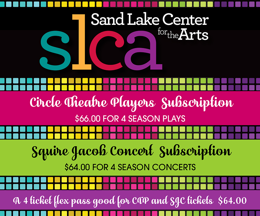 Circle Theatre Players 2017-18 Season Passes Now Available for Purchase