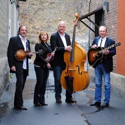 Jim Gaudet and The Railroad Boys - April 21