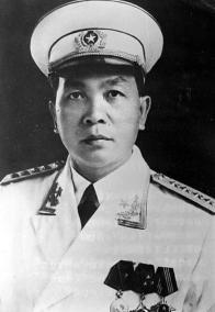 General Vo Nguyen Giap in 1968