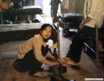 Hooch Maid, South Vietnamese Cleaner