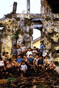 Parentless Children of War