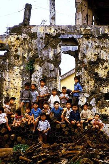 Parentless Children of War - Remembering The Vietnam War