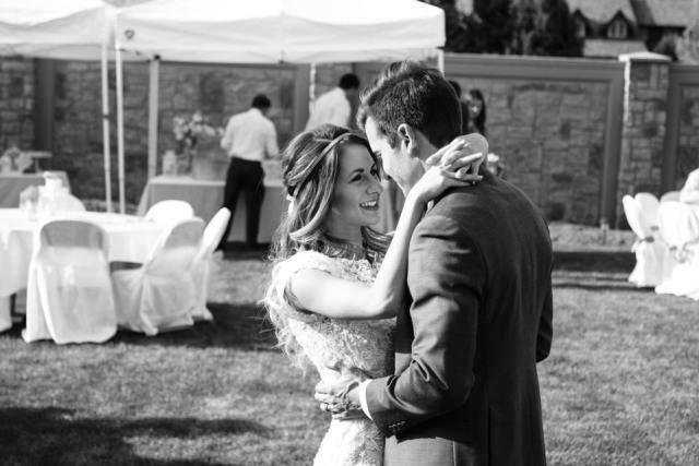 Backyard Wedding in Utah County