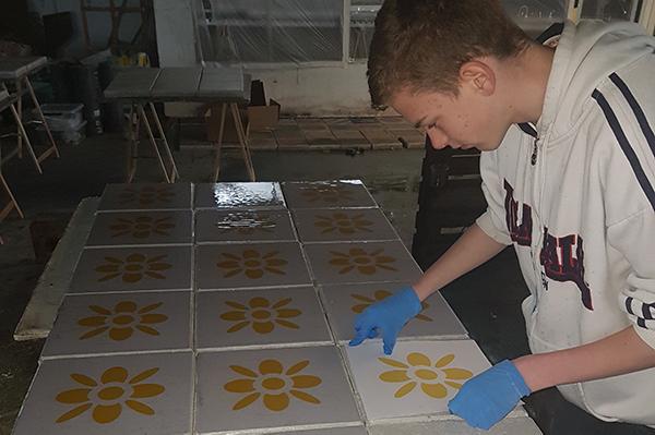 Production - SL Composite Mouldings
