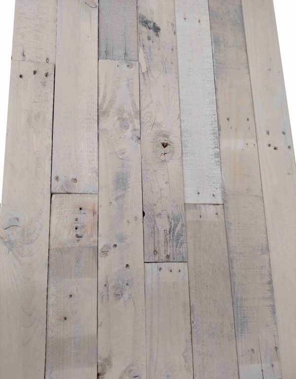 White Wood Reclaimed Pallet wood
