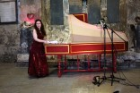Harpsichord recital at The Asylum in Peckham