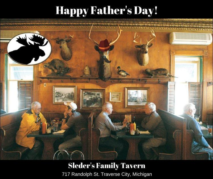 Happy Father's Day from Sleder's