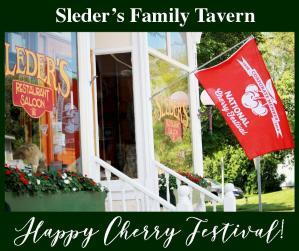 happy cherry fest from Sleder's