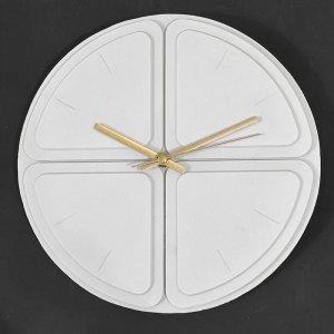Beyaz Beton Saat