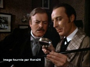 Ian Richardson as Holmes