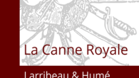 "<p><em>La Canne Royale</em>, my translation into English of two French cane training manuals, has hit the virtual bookshelves and is available for purchase. If you are interested in the history of stick fighting or the early development of modern physical education, this is the book for you.</p> <p>Check out the book's page on the LongEdge Press website to find which online bookstores are carrying <em>La Canne Royale.</em></p> <p>Here's the blurb from the back of the book to whet your appetite.</p> <hr /> <div id=""attachment_1958"" style=""max-width: 209px"" class=""wp-caption alignright""><p class=""wp-caption-text"">La Canne Royale : Chris Slee : LongEdge Press</p></div> <blockquote><p>La Canne holds a unique position in the development of </p></blockquote> […]"