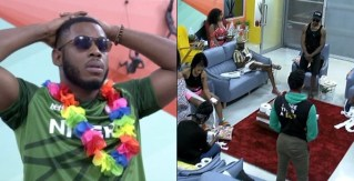 Bbnaija: Frodd Nominate Tacha And 4 Others For Eviction